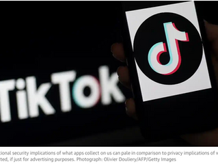 There are calls to ban TikTok in Australia – but you should worry about Facebook too