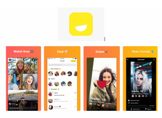 Yubo....Tinder for teens and tweens