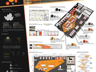 수원과학대학교 실내건축디자인과 제47회 전국대학(원)생 디자인대전 입상자 명단