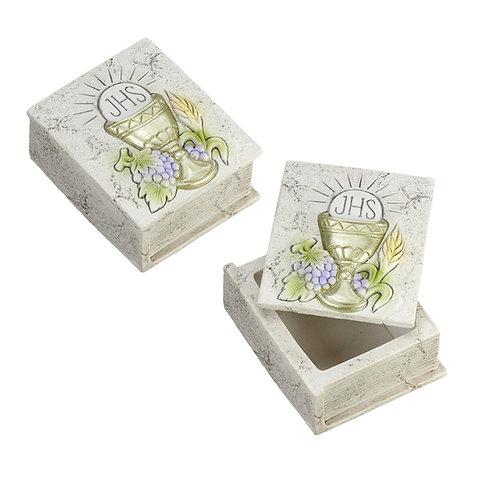 Communion Bible Box