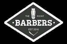 The On Point Barber Logo_Transparent V1.