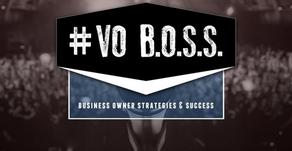 My BOSS Podcast Journey