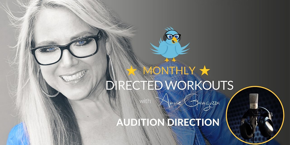 VIPeeps Monthly Directed Workout - December 2019