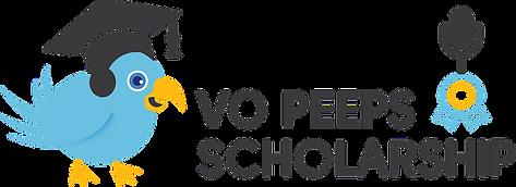 vo peeps scholarship logo