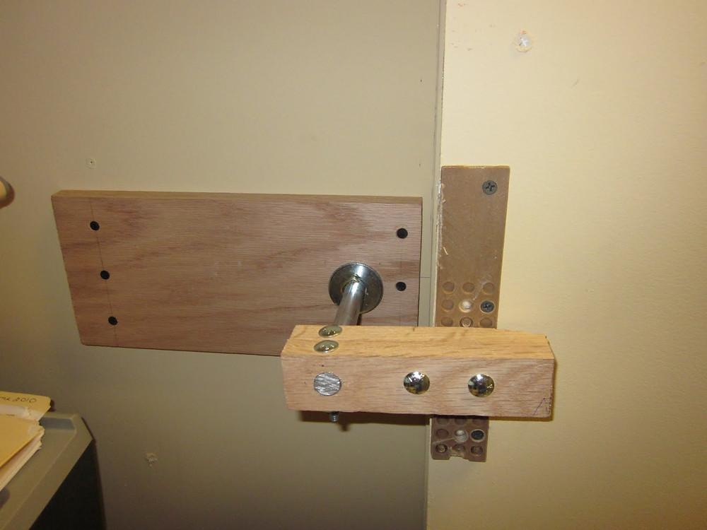 Anne Studio Door Dual Locking Door Handle