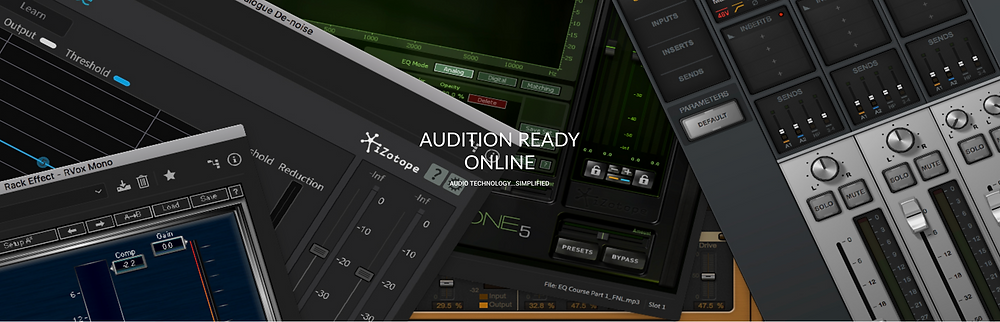 Audition Ready Online with Tim Tippets