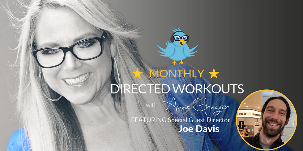 VIPeeps Monthly Directed Workout - November 2019