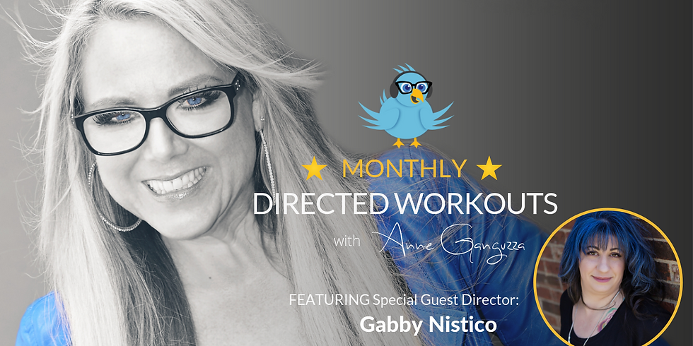VIPeeps Monthly Directed Workout - May 2019