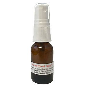 VoCal Throat Spray, 15ml