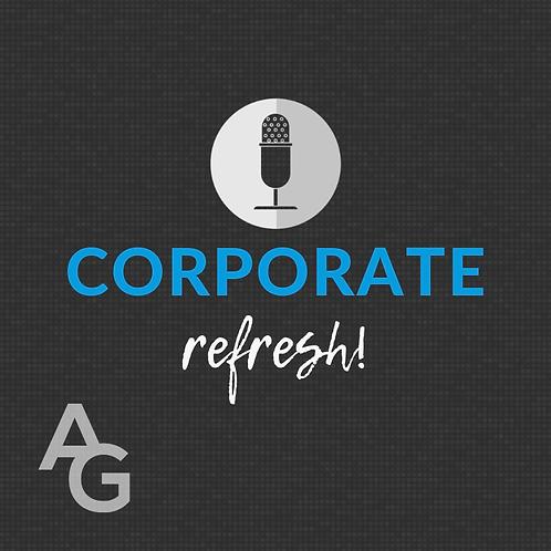 Corporate REFRESH