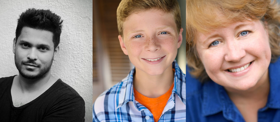 Meet our VO Peeps VO Atlanta 2019 Scholarship Winners!
