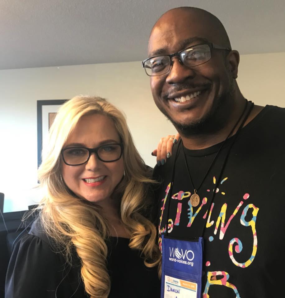 Anne Ganguzza & Damon Alums Vo Atlanta