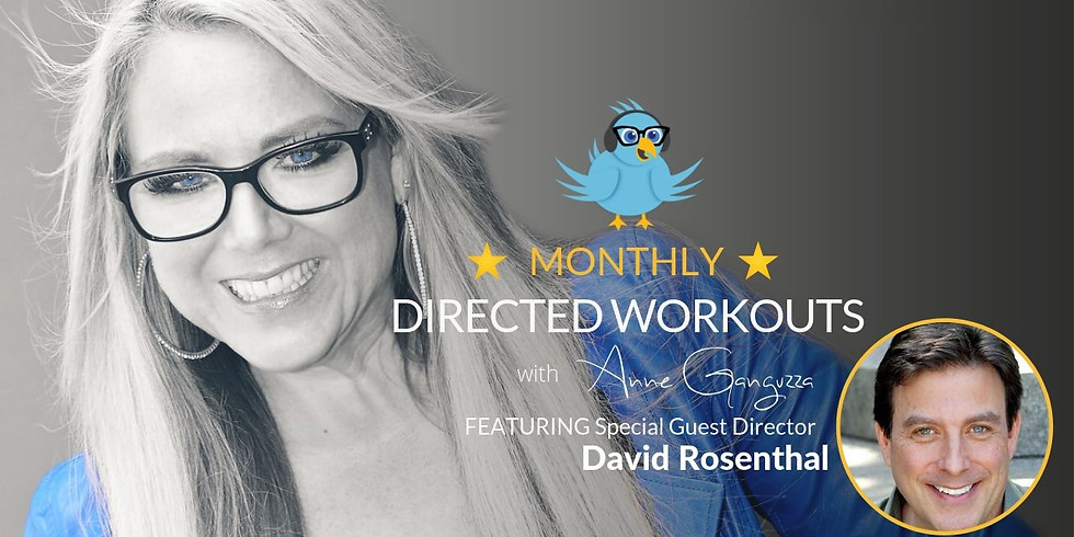 VIPeeps Monthly Directed Workout - OCTOBER 2019