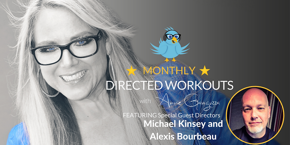 VIPeeps Monthly Directed Workout - March 2020