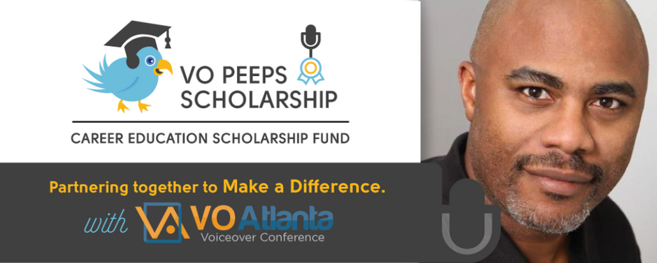 Call for Applicants: 2 Scholarships to VO Atlanta 2020!