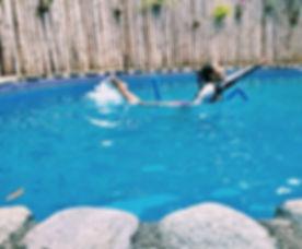 adult private swim lessons