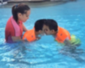 special education private swim lessons