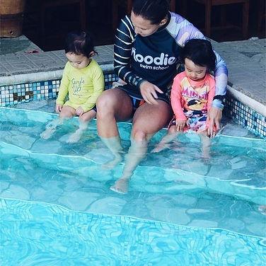 Infant Swim Class
