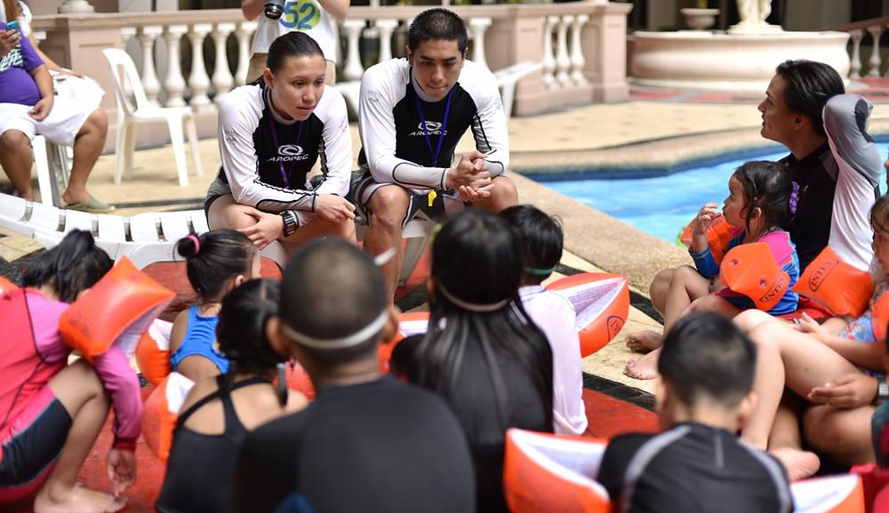 Student Learning Styles Swim School