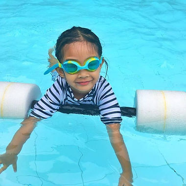 children private swim lessons