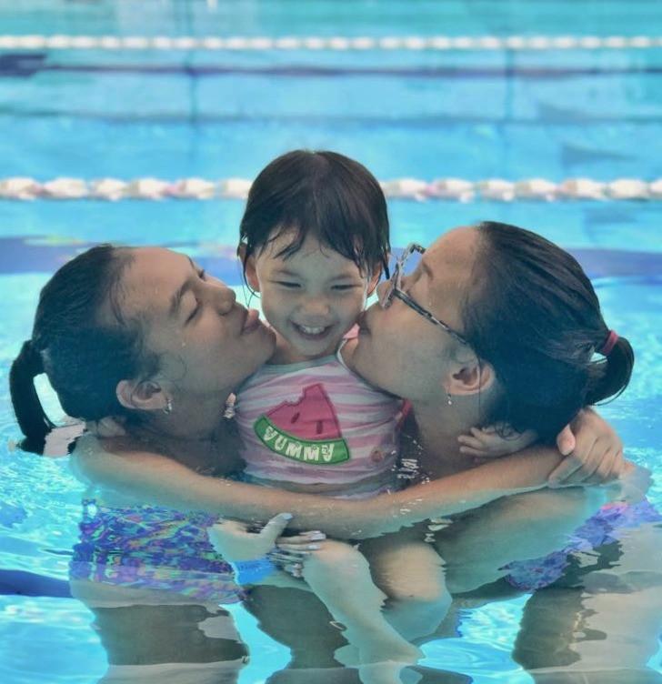 Family Swimming Activities