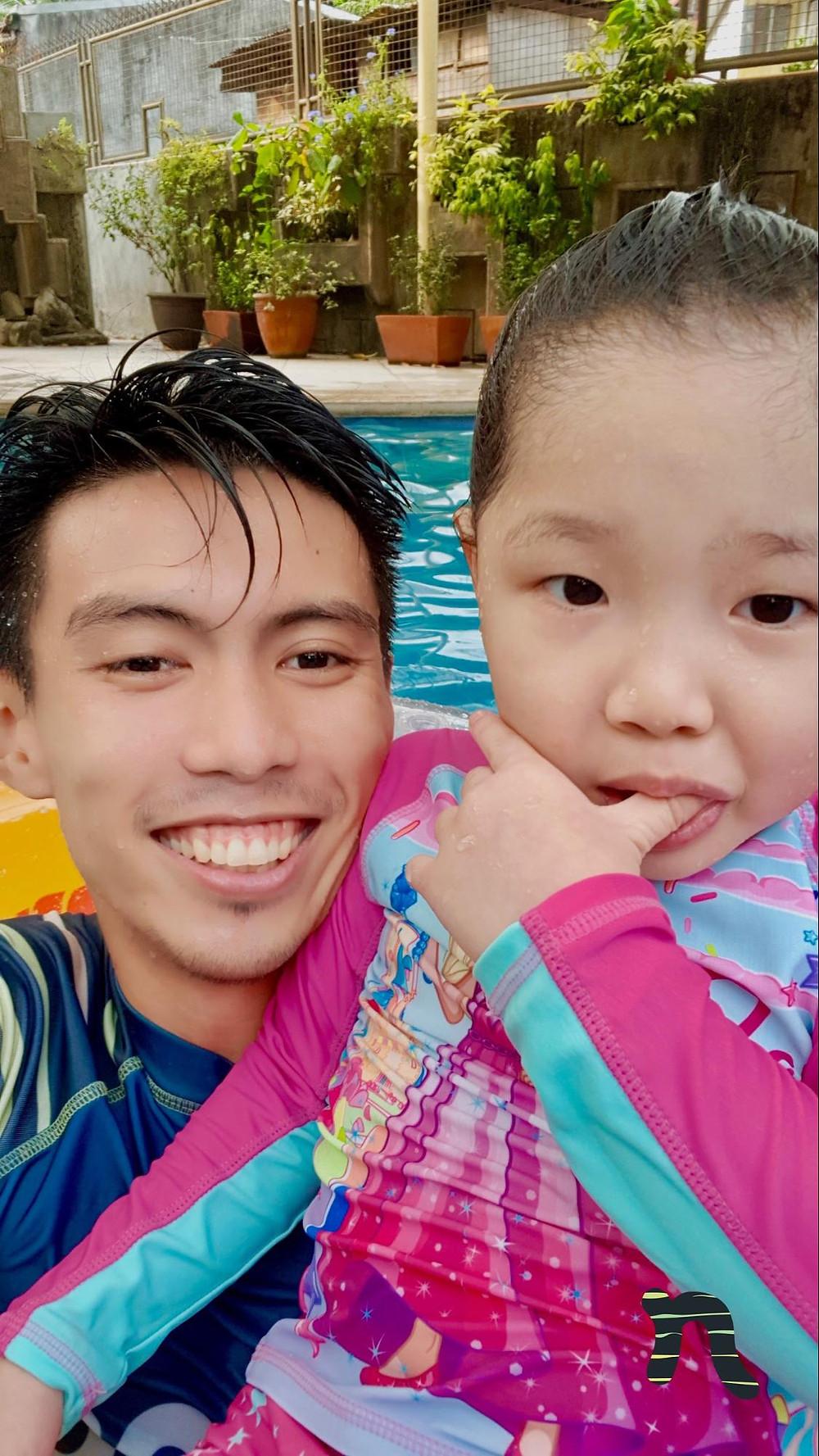 Swim Teacher in Ortigas, Pasig, Libis, Antipolo, and Mandaluyong