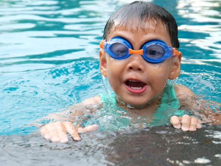 Childhood Weight Management and How Swimming Can Help