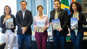 Sorocaba SP City's Book to be released in March 2020