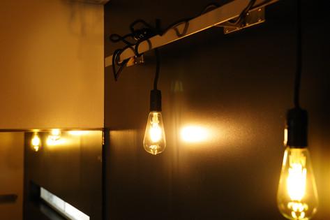 アンティーク照明