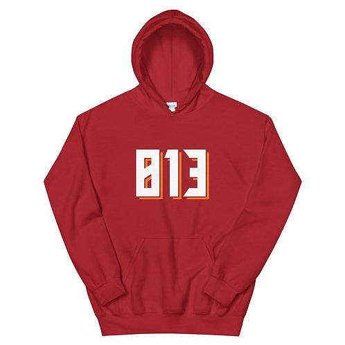 Buccaneers 813 Hoodie