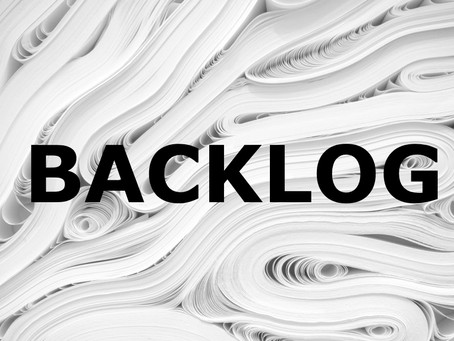 Record-breaking backlog at the USPTO