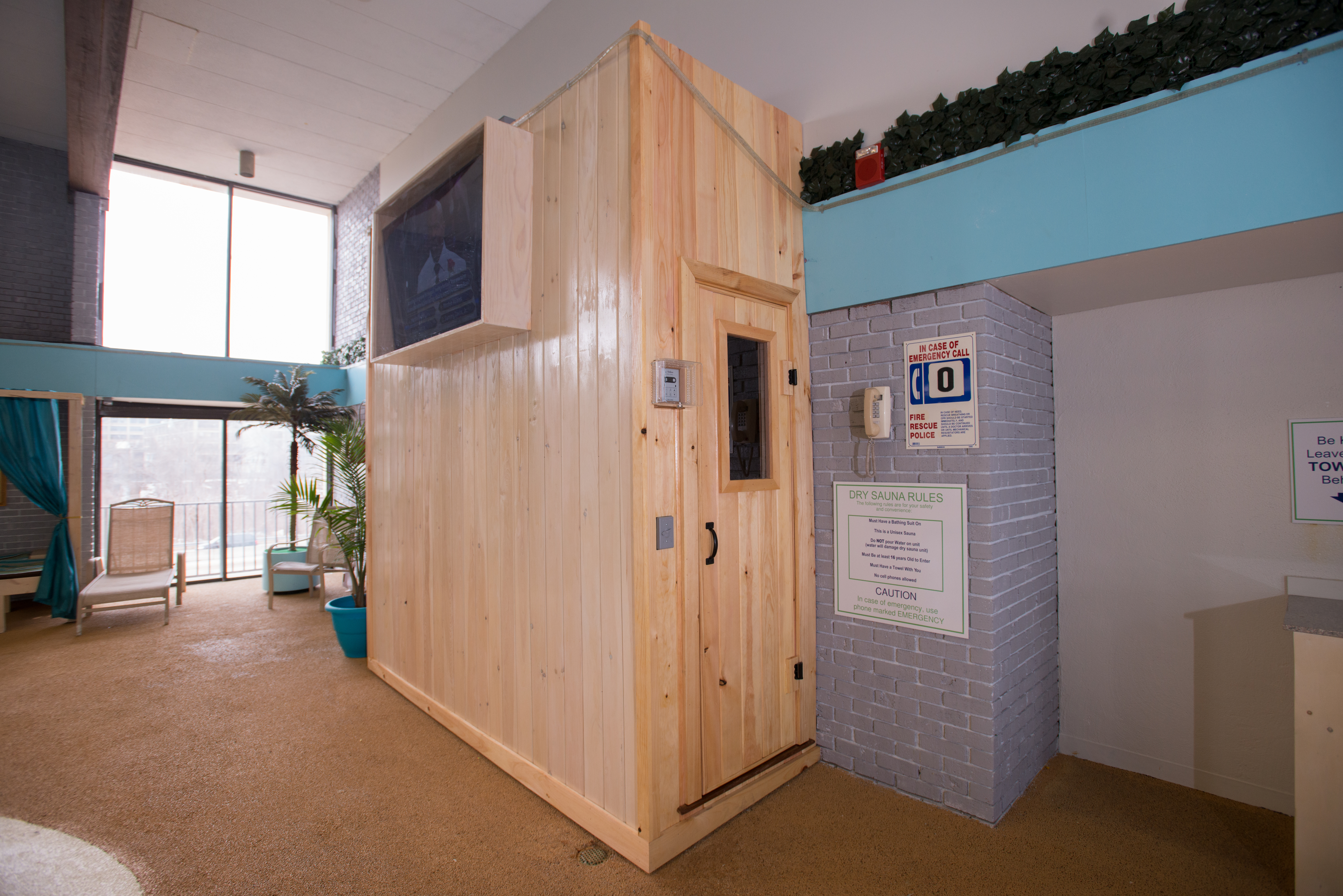 Envy Sports Club & Cafe Sauna