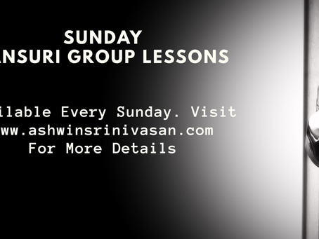 Sunday Group Lessons