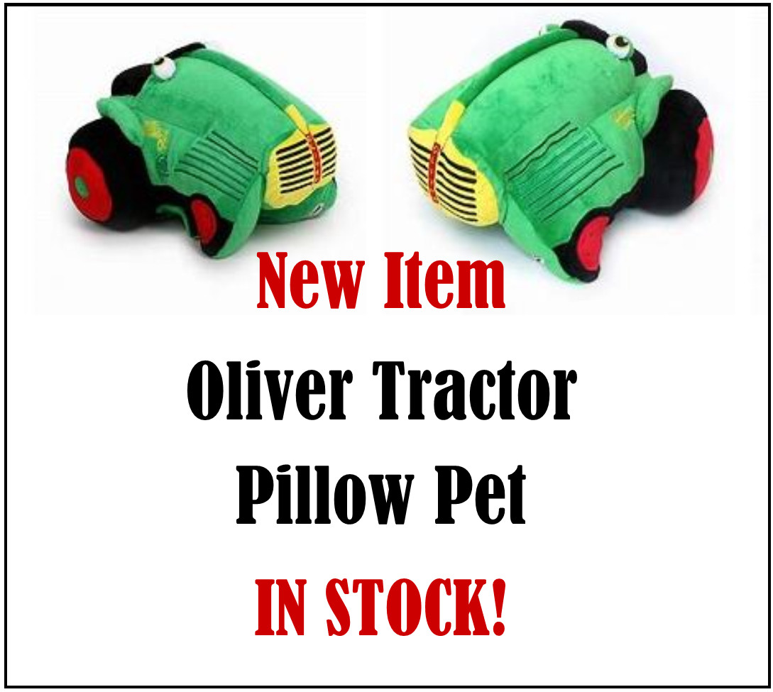 Oliver Pillow Pet Ad