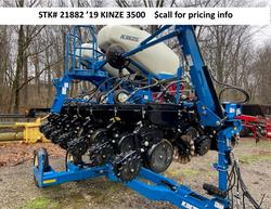 Kinze Planter 3500