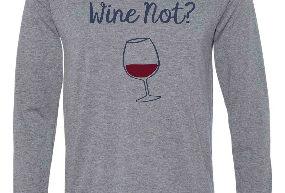 Wine Not? Red