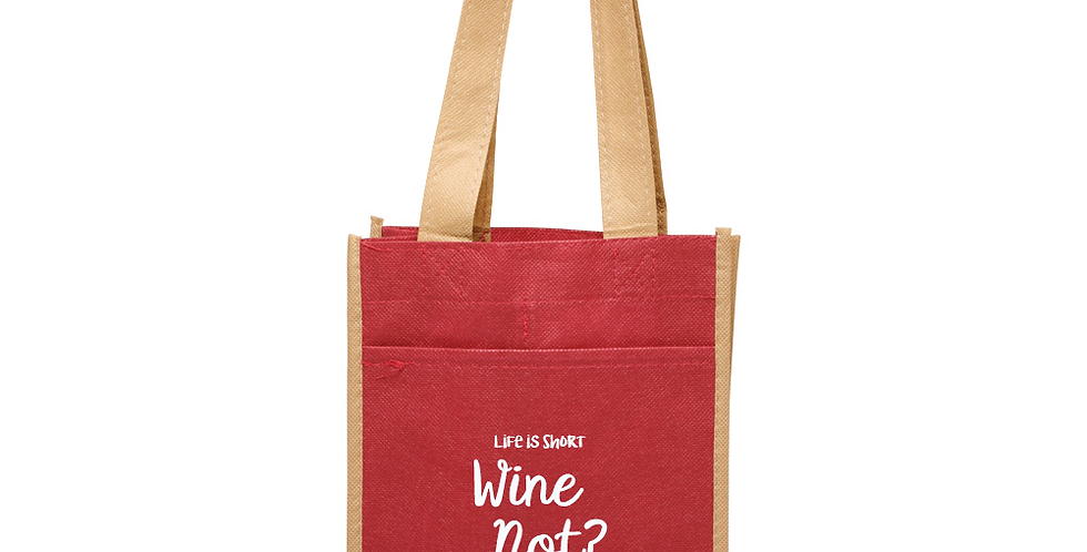 Duo Wine Bag