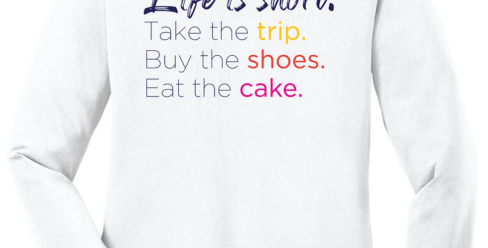 Trip, Shoes, Cake