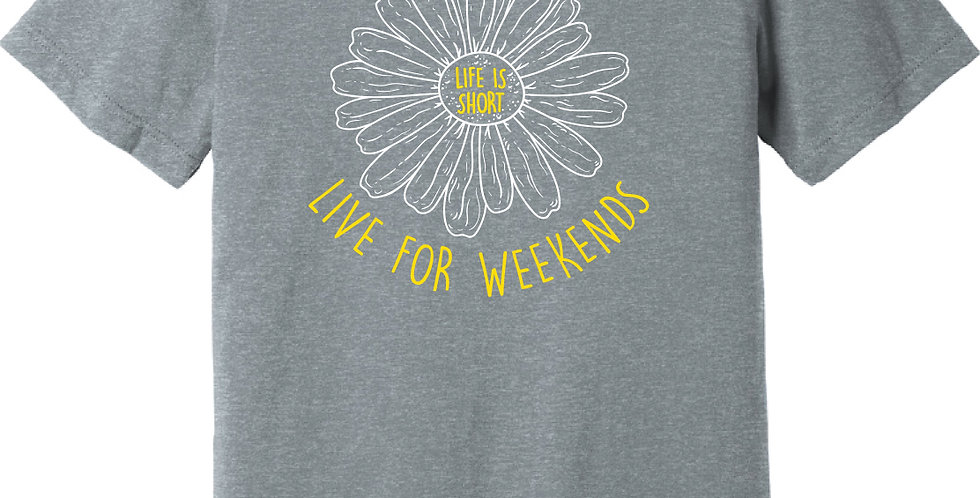 Live for Weekends