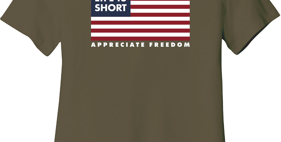 Appreciate Freedom