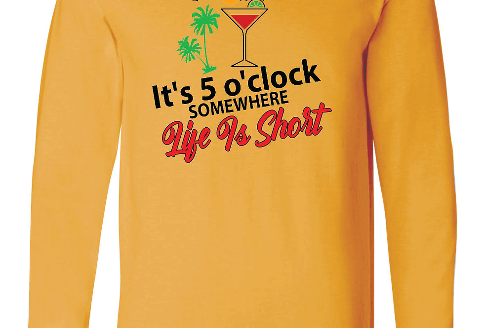 Five O'Clock Somewhere