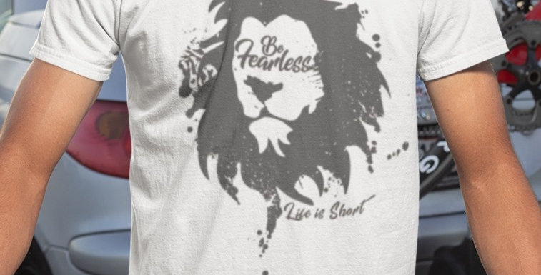 Be Fearless - Lion