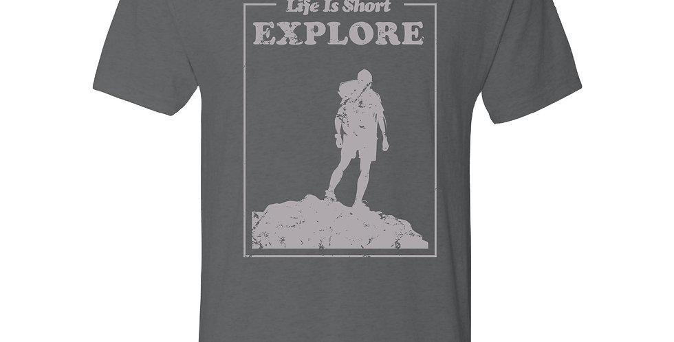 Explore - Hiker