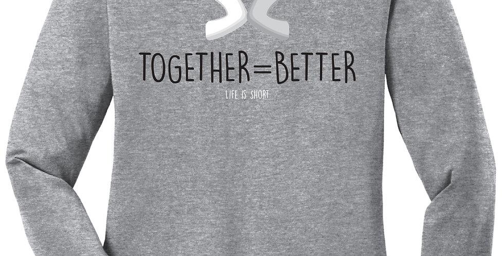 Together = Better