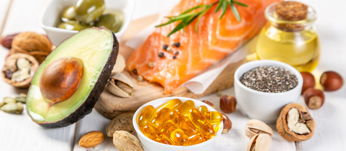 Good Fats for Good Health