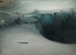 Glacier du cristal