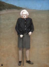 Portrait de Marie Gallay dit Marie des Granges