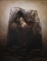la reine des calcites