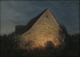 La grange et la lanterne