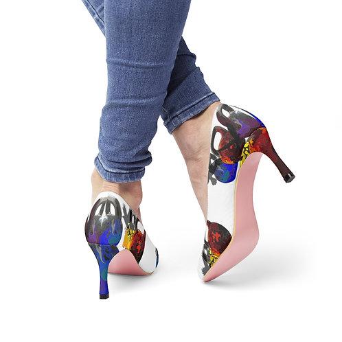 Kettlebells fly Women's High Heels